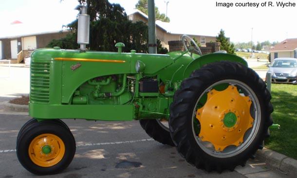 Tractor Data Farm Tractors : Tractordata corbitt g tractor photos information