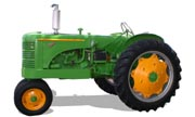 Corbitt D-50 tractor photo