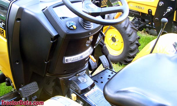 Cub Cadet Ex2900  transmission photo