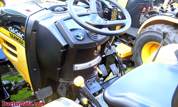 Cub Cadet Ex3200  transmission photo