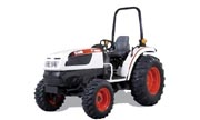 Bobcat CT440 tractor photo