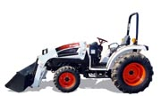 Bobcat CT445 tractor photo