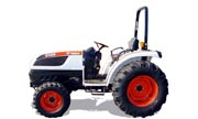 Bobcat CT450 tractor photo