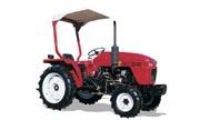 NorTrac NT-204C tractor photo