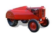 J.I. Case VAO tractor photo