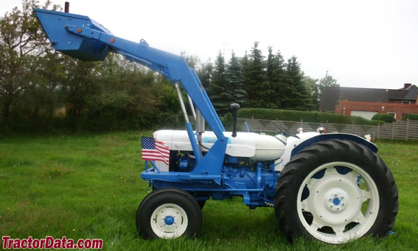 Ford 5000 Diesel Tractor Parts : Ford diesel tractor information