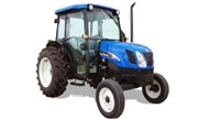 New Holland TN60DA tractor photo