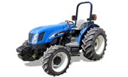 New Holland TN70A tractor photo