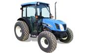 New Holland TN70DA tractor photo