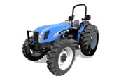 New Holland TN75A tractor photo