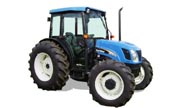 New Holland TN75DA tractor photo