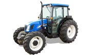 New Holland TN75SA tractor photo