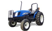 New Holland TN85A tractor photo