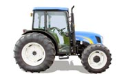 New Holland TN85DA tractor photo