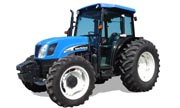 New Holland TN95DA tractor photo