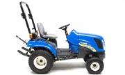 New Holland Boomer 1025 tractor photo