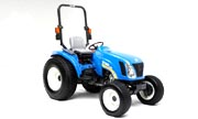 New Holland Boomer 2030 tractor photo