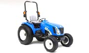 New Holland Boomer 2035 tractor photo