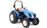 New Holland Boomer 3045 tractor photo