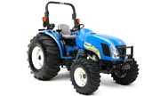 New Holland Boomer 4055 tractor photo