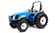 New Holland Boomer 4060 tractor photo