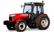 Massey Ferguson 3655 F tractor photo