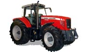 Massey Ferguson 7497 tractor photo
