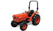 Kioti LK30 tractor photo