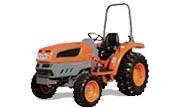 Kioti DK35SE tractor photo