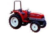 Century 2045 tractor photo