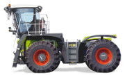 Claas Xerion 3300 Saddle Trac tractor photo