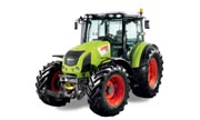 Claas Axos 340 CX tractor photo