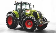 Claas Axion 850 tractor photo