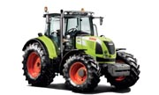 Claas Arion 540 tractor photo