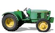 John Deere 6400L tractor photo