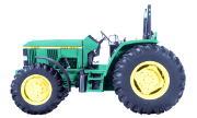 John Deere 6210L tractor photo