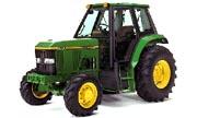 John Deere 6510S tractor photo