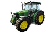 John Deere 5080M tractor photo