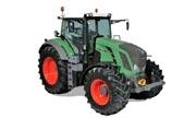 Fendt 822 Vario tractor photo