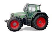 Fendt 718 Vario tractor photo