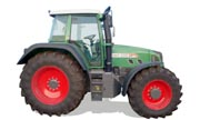 Fendt 818 Vario tractor photo