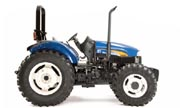 New Holland TS6020 tractor photo