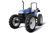New Holland TS6030 High-Clearance tractor photo