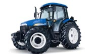 New Holland TD5020 tractor photo