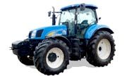 New Holland T6080 Elite tractor photo