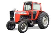 Massey Ferguson 595 tractor photo