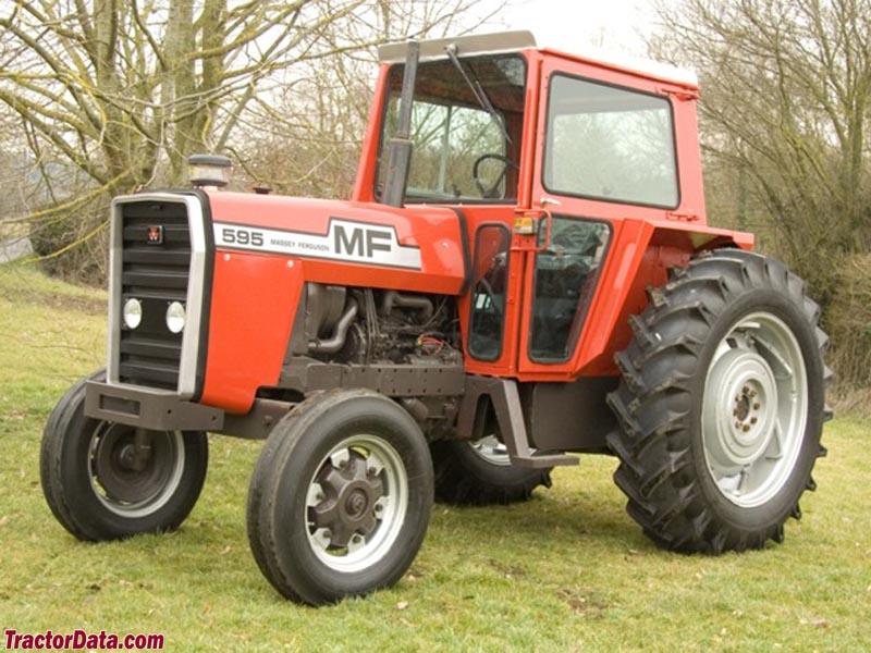 Tractordata Com Massey Ferguson 595 Tractor Photos Information