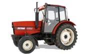 Zetor 7520 tractor photo