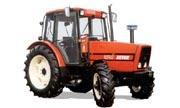 Zetor 7540 tractor photo