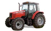 Massey Ferguson 5445 tractor photo